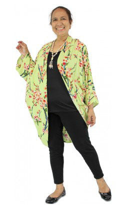Rayon Over Shirt, More Prints & Colours, Sizes 10-16