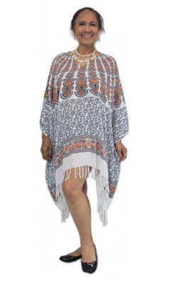 Rayon Cover Up, More Prints & Colours,