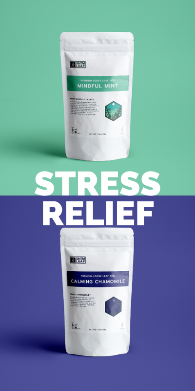 Stress + Anxiety Relievers