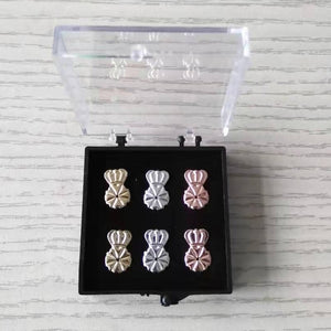 3 pair of 925 sterling silver earring Back Lifters