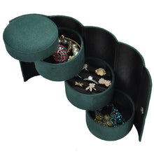 Load image into Gallery viewer, Exquisite Velvet Small Jewelry Boxes