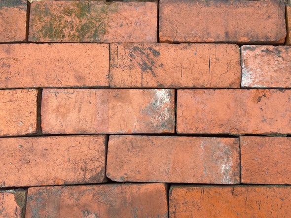 80mm Accrington Reclaimed Bricks | Pack of 250 Bricks