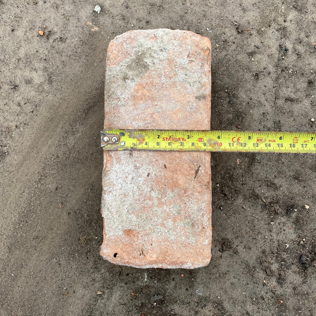 Victorian Reclaimed Handmade Paving Bricks | Pack of 250 Bricks