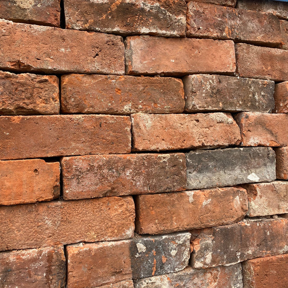 Handmade Farmhouse Imperial Reclaimed Bricks | Pack of 250 Bricks
