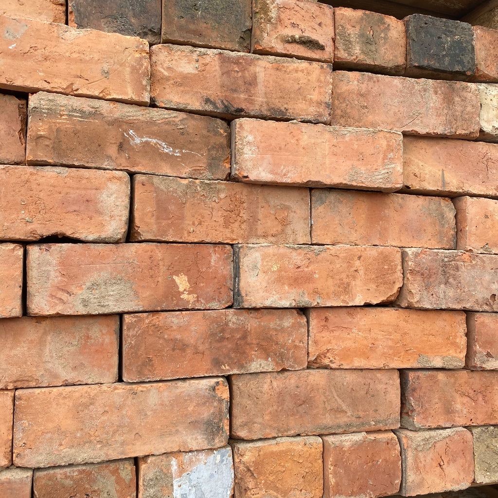 Nottinghamshire Reclaimed Common Imperial Bricks | Pack of 250 Bricks