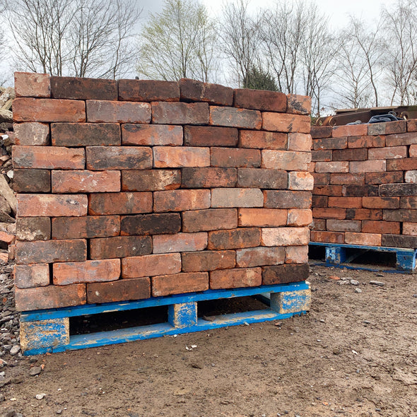 Common Blend Imperial Reclaimed Bricks | Pack of 250 Bricks