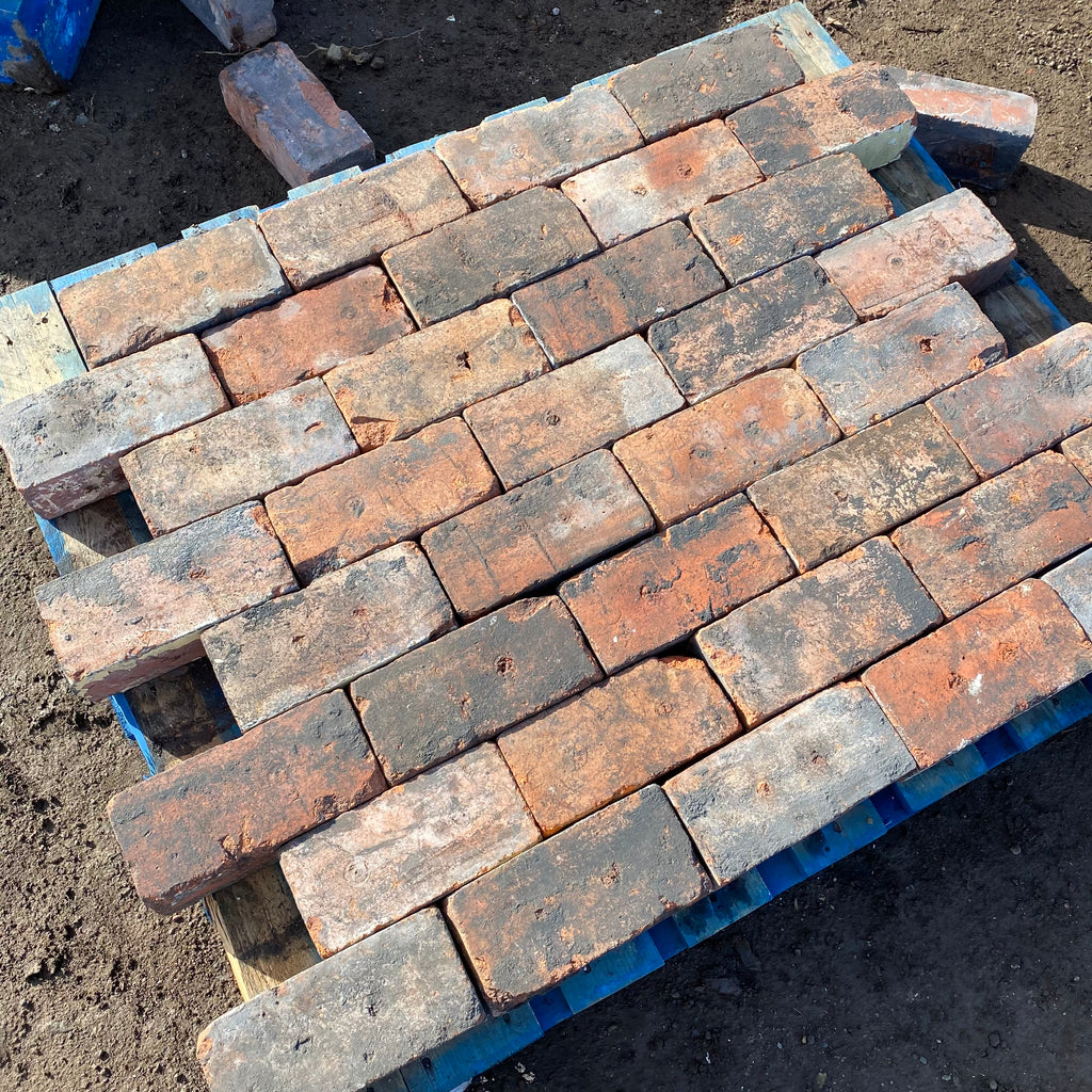 Reclaimed Common Blend Paving Bricks | Pack of 250 Bricks