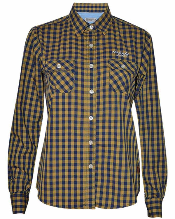 Women's  Checker Shirt - Nobody Jeans