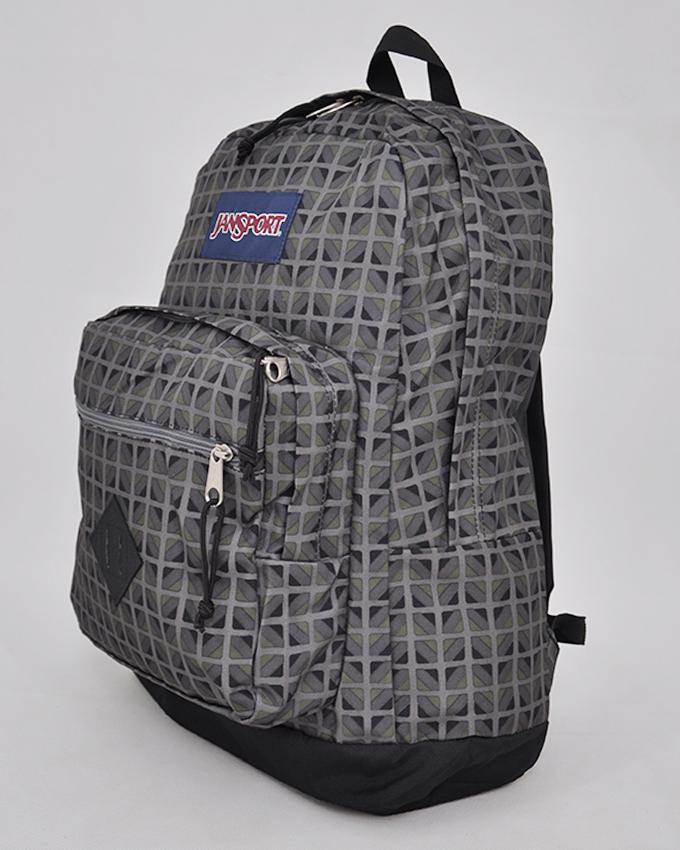 Jansport City Scout Backpack_MUTED GN WINDOW PANE