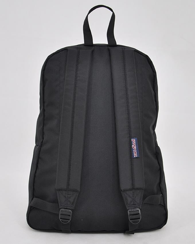 "JanSport T501 SuperBreak 100% Authentic School Backpack 17""H x 13""L x 7""W_BLACK"