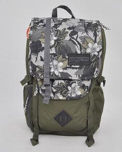 Jansport Travel Mountain Hiking Backpack_HALFTONE CAMO