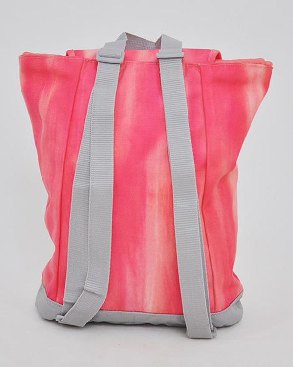 JanSport Abbie Backpack Multi DIY Pink_SUNKISSED POLY CAN
