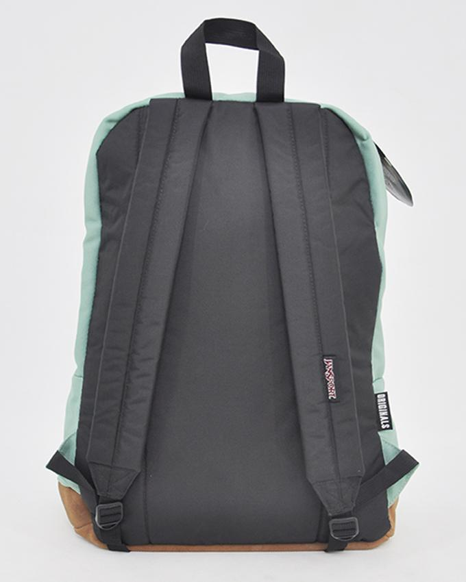 New Authentic Jansport Right Pack Backpack Student School Laptop Bag_MALACHITE GREEN
