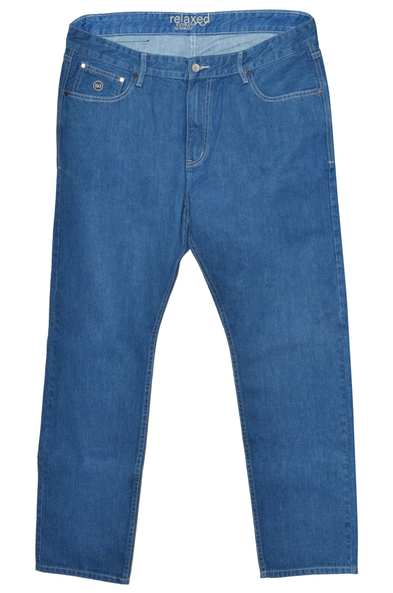 Men's Relaxed Jeans - Nobody Jeans