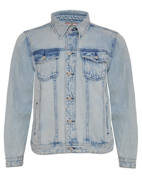 Men's  Trucker Jacket - Nobody Jeans