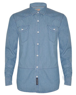 Men's  Jeans Shirt - Nobody Jeans