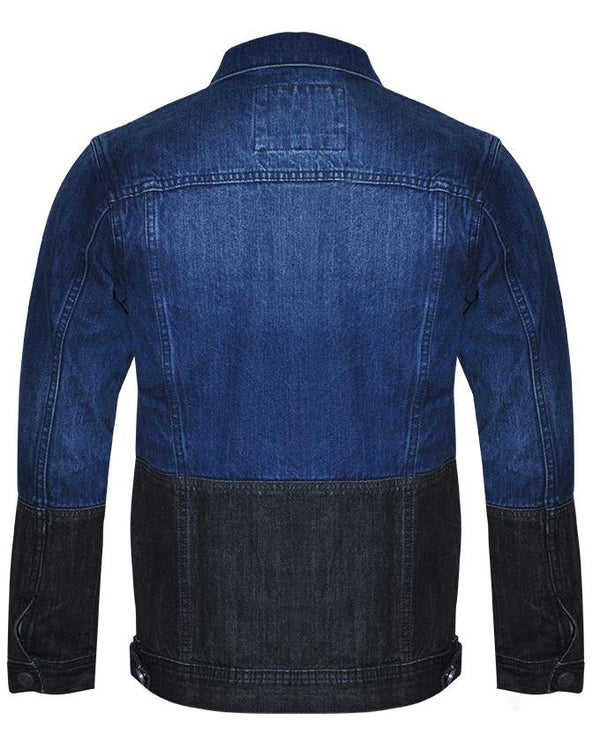 Men's Long Sleeve 2 Color Jacket - Nobody Jeans