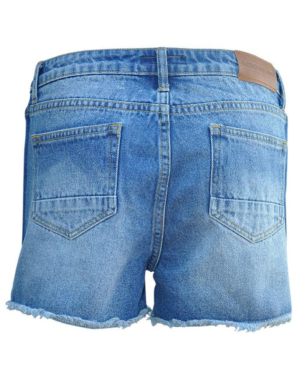 Women's Shorts - Nobody Jeans