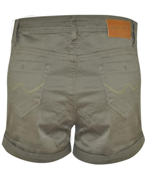 Women's  Cotton Shorts - Nobody Jeans