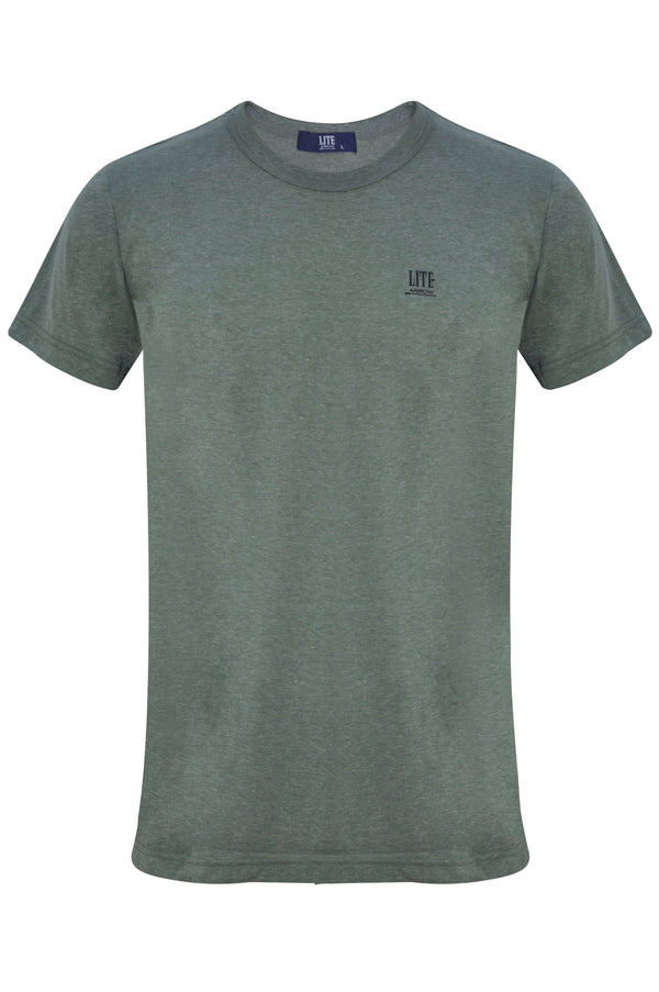 Crew-Neck T-Shirt,ZT301GRC,Arrow Lite