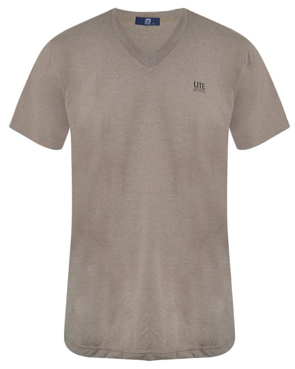 V-Neck T-Shirt,ZU401BRC,Arrow Lite