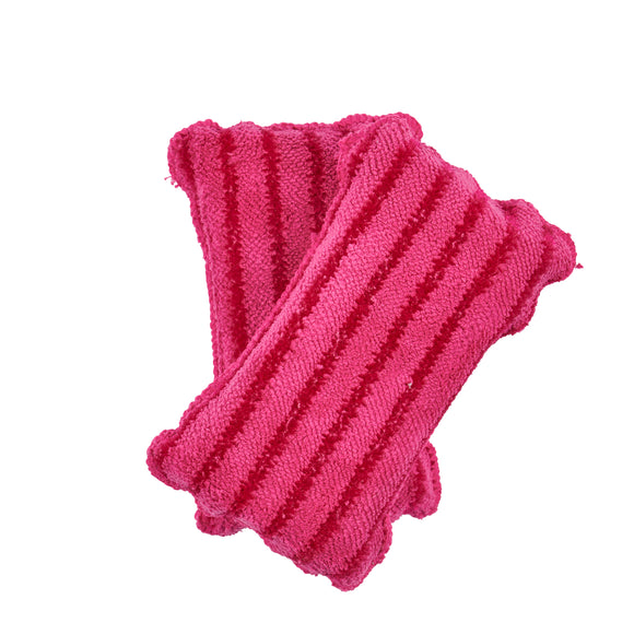 Microfiber sponge for frypans-2 pack