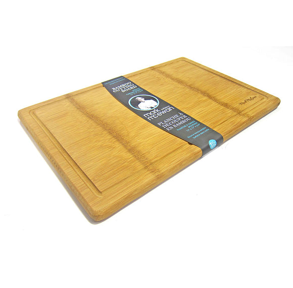 Fresco (Mark McEwan) bamboo medium carving cutting board