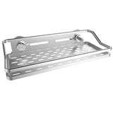 Rust proof aluminum shower organizer