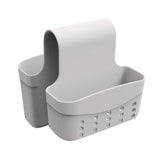 Silicone sink caddy