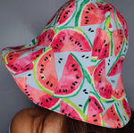 Sun Hats 66 Patterns *HOT NEW ITEM* 100% COTTON THREE LAYER WITH POCKET HANDCRAFTED BY HOUSEWIVES FROM MY DESIGNS FLORIDA