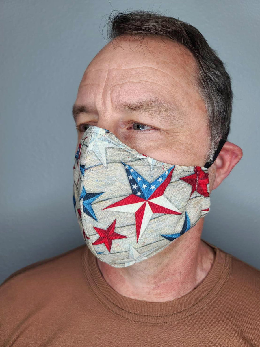 More america face mask
