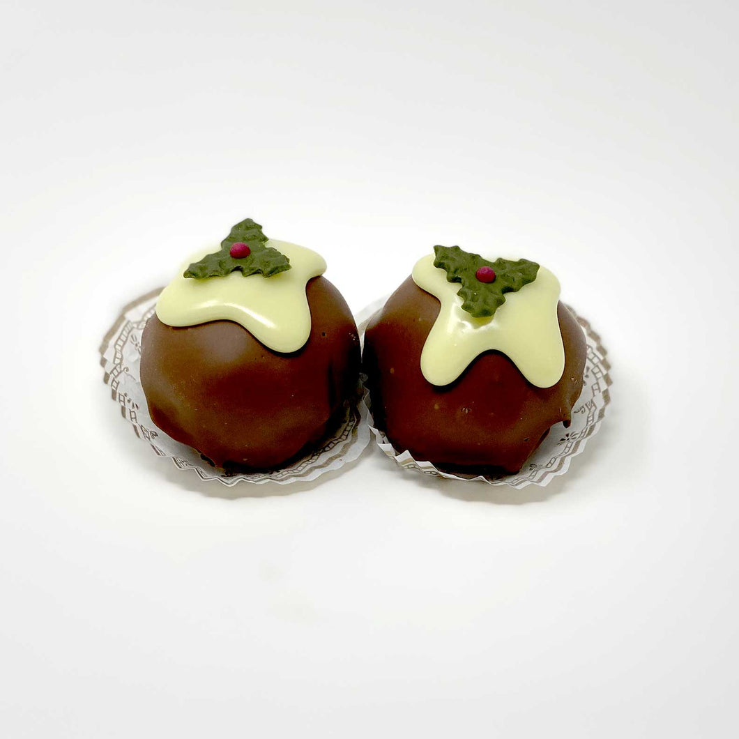Christmas Pud Truffle – 2 pack