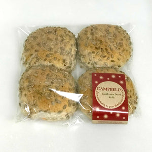 Sunflower Seed Roll 4 Pack
