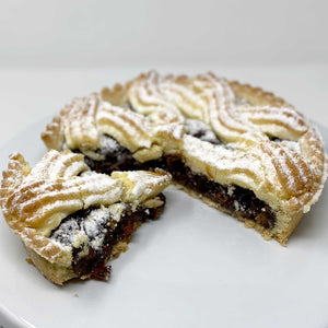 Large Viennese Mince Pie 6""