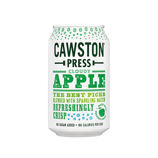 Cawston Press Sparkling Apple 330ml