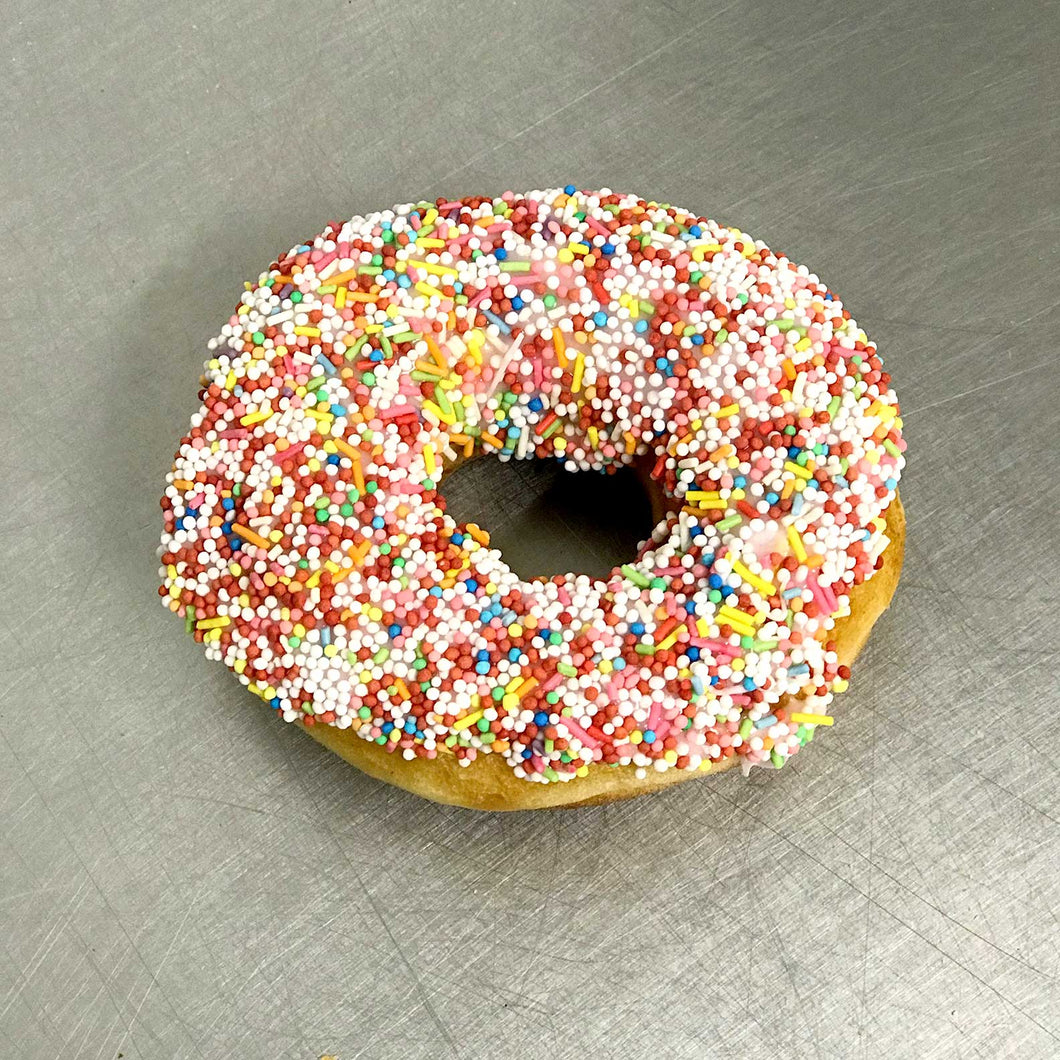 Iced Doughring - Sprinkles