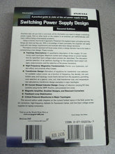 Load image into Gallery viewer, Switching Power Supply Design by Abraham I. Pressman (1998, Hardback)