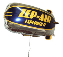 Load image into Gallery viewer, ZEP-AIR™ Explorer II Tethered Blimp Helium Foil Balloon 32in x 16in  USA VERSION