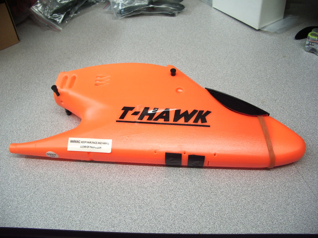 AeroHawk T-Hawk  Electric Airplane Replacement Fuselage Plastic Pod
