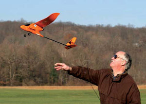 "T-Hawk 40"" Park Flyer 2.4GHz RC Trainer Plane RTF Beginner Electric Airplane"