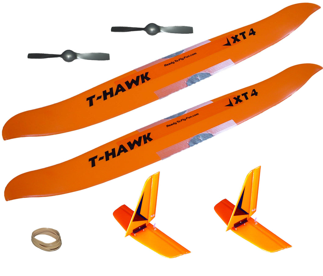 Standard Wing + Tail + Prop Combo for T-Hawk or AeroHawk