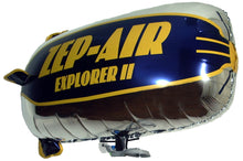 Load image into Gallery viewer, ZEP-AIR Explorer RC Blimp Indoor Zeppelin Helium Party Balloon Electric Airship