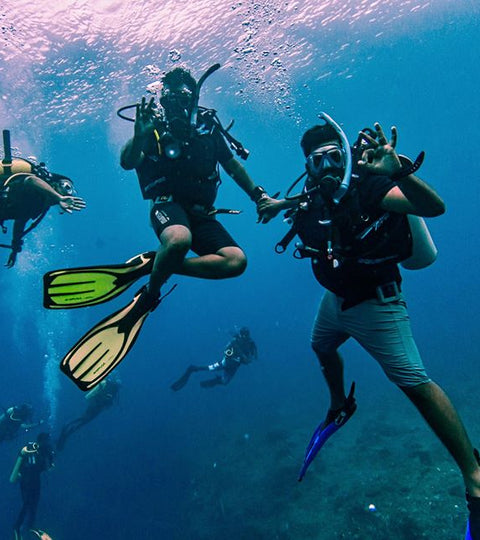 Scuba Terminology – Say This, Don't Say That