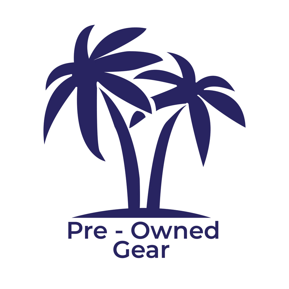 Pre-owned gear