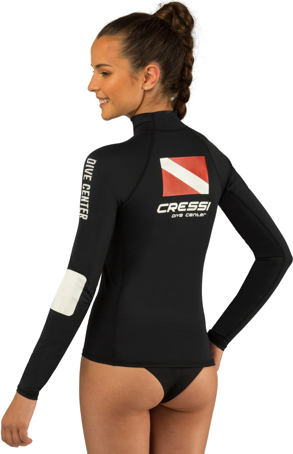 Cressi RASH GUARD LONG SLEEVE (LADY)