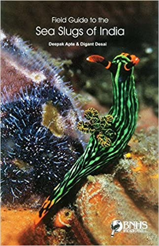 Sea Slugs of India  - Deepak Apte & Digant Desai