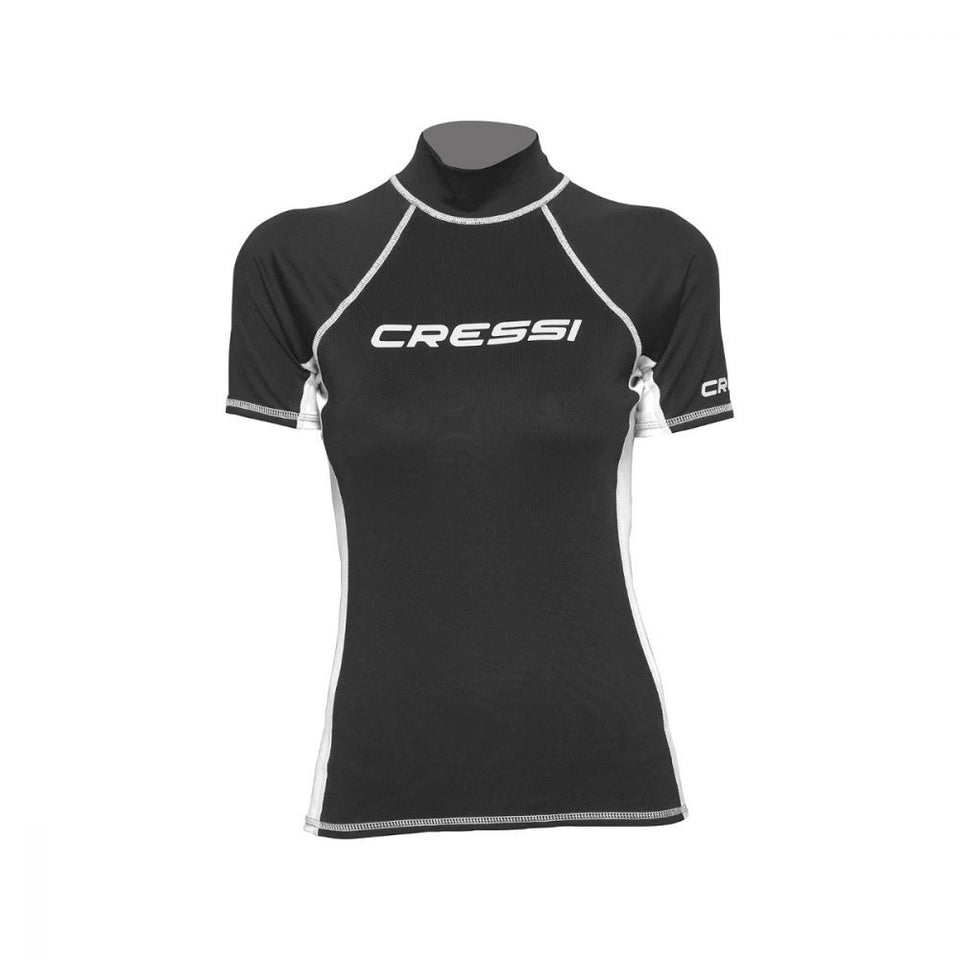 Cressi RASH GUARD LADY (Short Sleeve)
