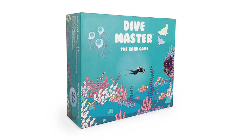 DIVE MASTER - The card game