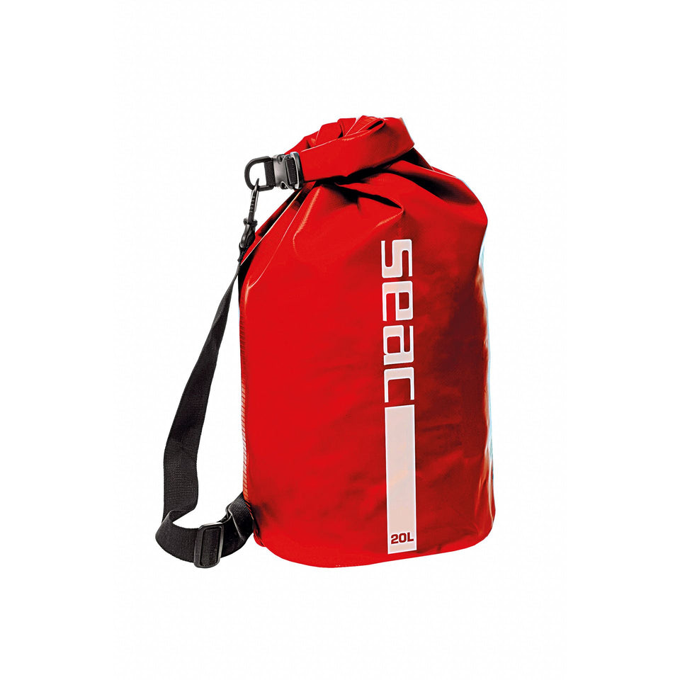 Seac DRY BAG 20 Ltrs (Red)