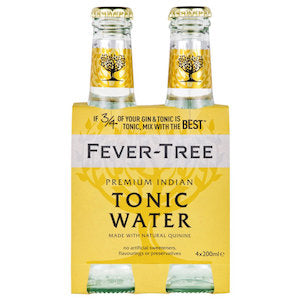 Fever-tree soda - Tonic